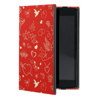 Valentine Pattern Cases For iPad Mini