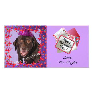 Valentine Photo Cards for your pets!