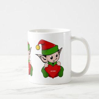 Valentine Pixie Coffee Mug