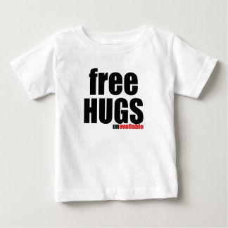 valentine relationship free hugs valentines day wo baby T-Shirt
