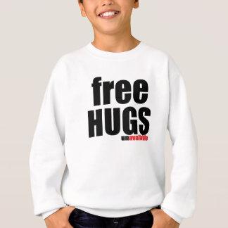 valentine relationship free hugs valentines day wo sweatshirt
