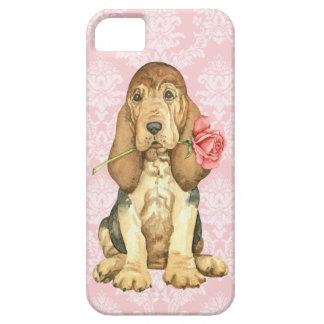 Valentine Rose Bloodhound iPhone 5 Cases