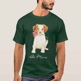 Valentine Rose Brittany T-Shirt