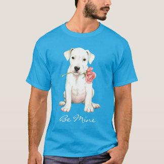 Valentine Rose Dogo T-Shirt