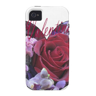 valentine rose.png iPhone 4/4S cover