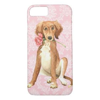 Valentine Rose Saluki iPhone 8/7 Case