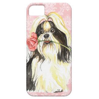 Valentine Rose Shih Tzu Case For The iPhone 5