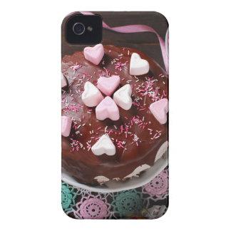 Valentine' S Day: Coffee & Chocolate Eight iPhone 4 Case