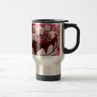 Valentine' S Day: Coffee & Chocolate Thirteen Travel Mug
