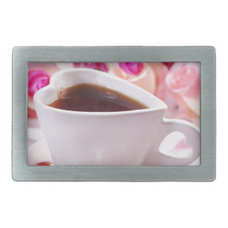 Valentine' S Day: Coffee & Chocolate Two Belt Buckles
