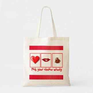 Valentine's Day funny Bag