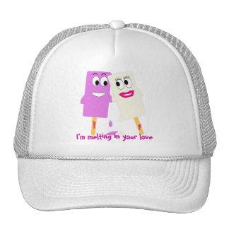 Valentine's Day Funny ice cream Hat