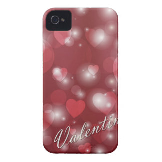 Valentine s day red heart for the romantic iPhone 4 cases