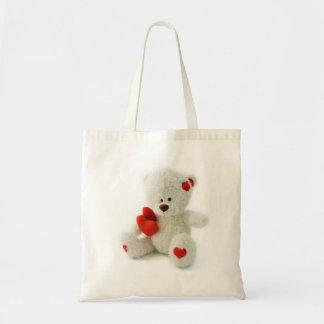 Valentine's Day Teddy Bear Bag