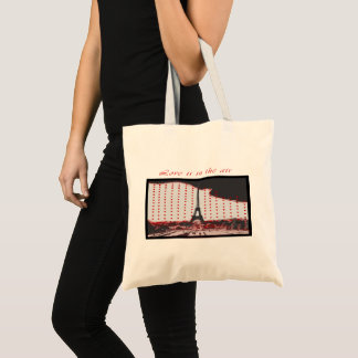 "Valentine special ""Love is in the air"" tote bags"