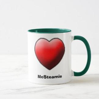 valentine steam mug