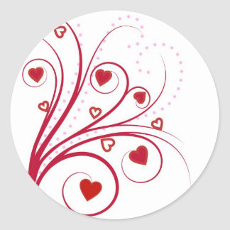 Valentine Sweetheart Sticker