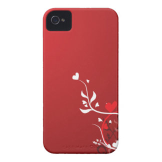 valentine swirl.png iPhone 4 Case-Mate cases