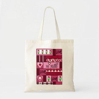 Valentine Tote Bags