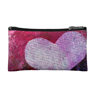Valentine with Rumi Cosmetic Bag
