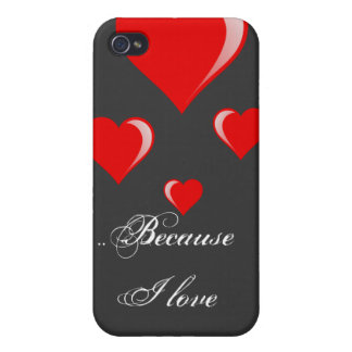 Valentine your Ipod iPhone 4 Cover