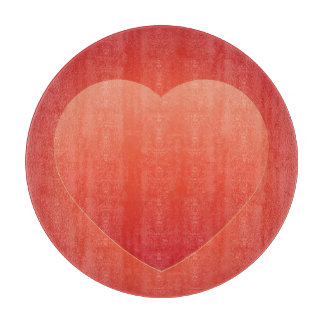 Valentines 3 cutting board