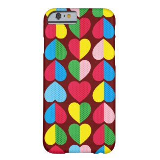 Valentines Candy Hearts Barely There iPhone 6 Case
