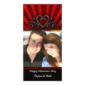 Valentine's card from the two of us