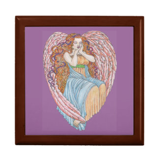 Valentine's Day Angel Gift Box