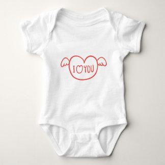 Valentine's Day Baby Bodysuit