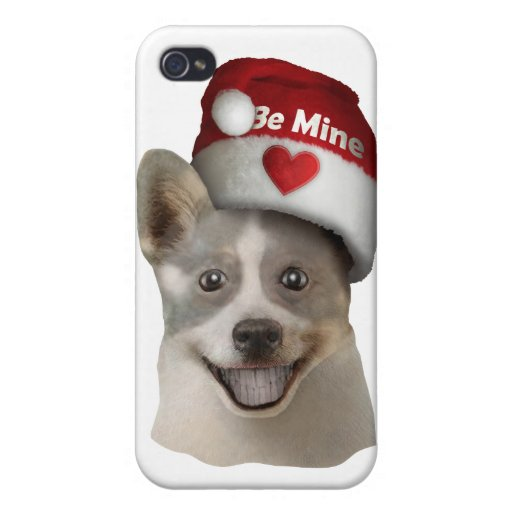 Valentines Day Begging Dog - Multiple Products iPhone 4/4S Cover