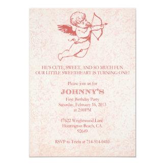 Valentine's Day Birthday Invitation | Custom Order