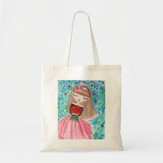 """Valentine's Day"" Budget Tote Bag"