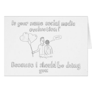 Valentine's Day Card For Comms & Social Media Pros