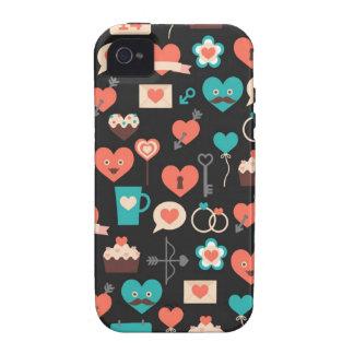 Valentine's day iPhone 4 case