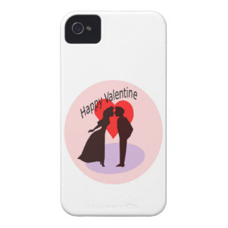 Valentine's Day Couple iPhone 4 Covers