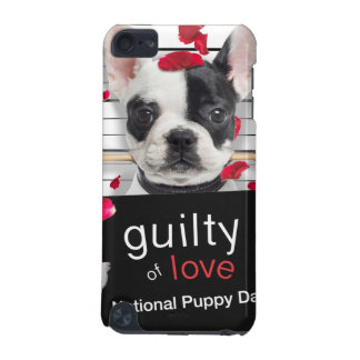 Valentine's day french bulldog iPod touch 5G case