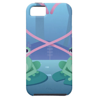valentines day frog lovers case for the iPhone 5