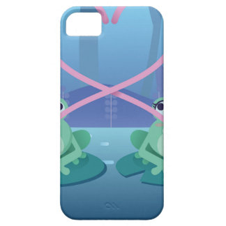 valentines day frog lovers iPhone 5 case