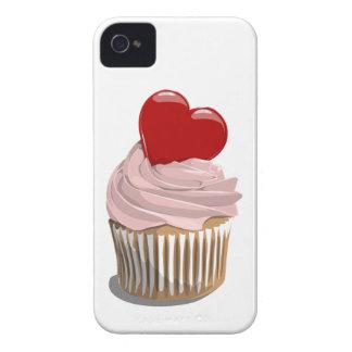 Valentine's Day heart cupcake Blackberry Bold case