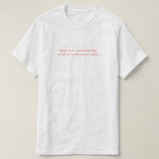 Valentines Day Hope. T-Shirt