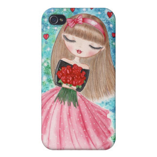 """Valentine's Day"" iPhone 4 Cover"