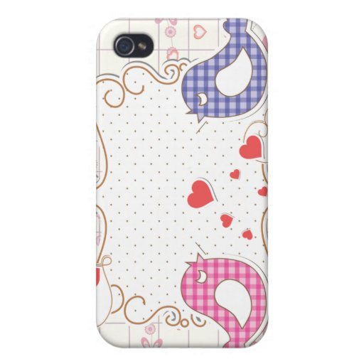 Valentine's Day Case For iPhone 4