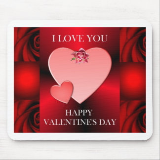 Valentine's Day Keepsakes Mouse Pads
