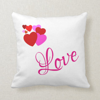 Valentine's Day Love Pillow