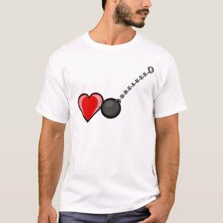 Valentine's Day Men Heartbreaker T-shirt