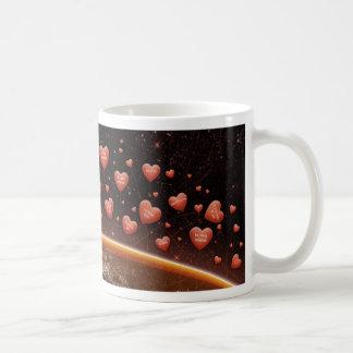 Valentine's Day Night Classic White Coffee Mug