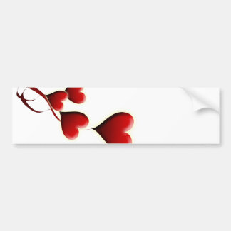 Valentine's Day of motives Bumper Sticker