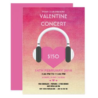 Valentine's Day Party Invitation Flyer