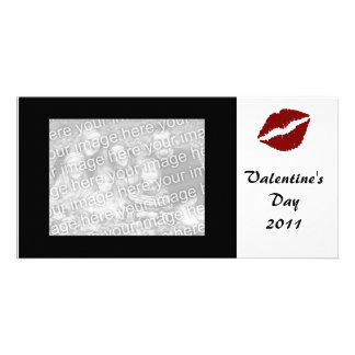 Valentine's Day Personalized Photo Card